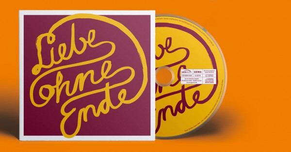 "CD ""Liebe ohne Ende"""
